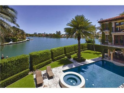 Sunset HArbor Waterfront Villa, $15.5M