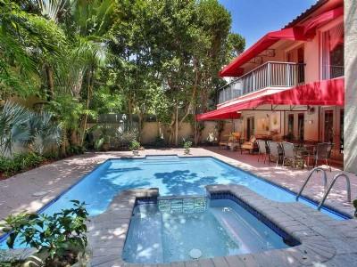 Coconut Grove Villa, $1.6M