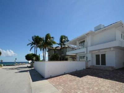 Modern Beachfront