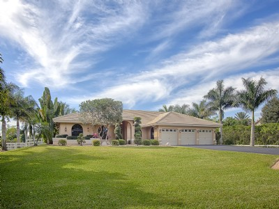 15710 SW 51ST MNR - SOUTHWEST RANCHES