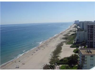 Ocean Front Seasonl Rental