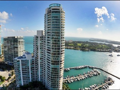 Premier Miami Beach Flow-Through SoFi Condo