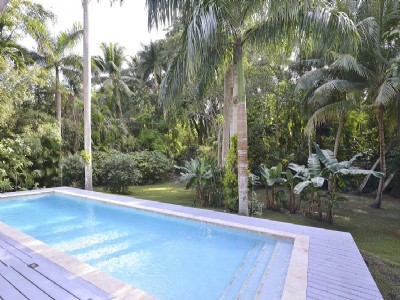 Grande Propriété Tropicale avec piscine