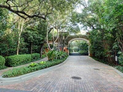 Villa de prestige à Coconut Grove, Miami