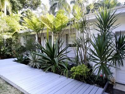 Coconut Grove Tropical Paradise