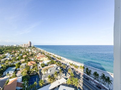 EXQUISITE OCEANFRONT 2BR CONDO, FORT LAUDERDALE BEACH