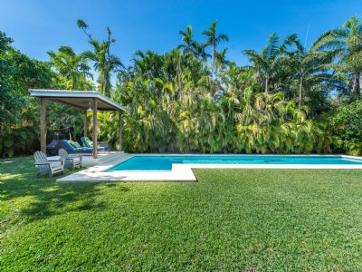 6BR - 1 floor - 14,000 Sq/ft Lot in Coconut Grove