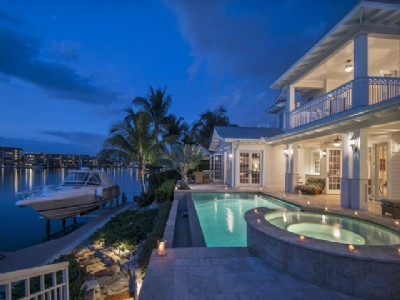 2591 Windward Way / Waterfront-Moorings