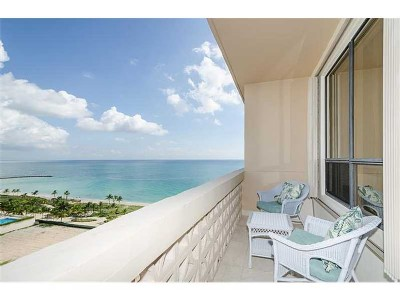 Appartement de luxe à Miami Beach !