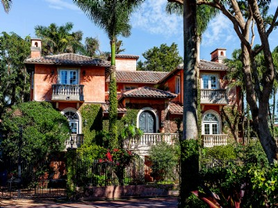Grand Home on Anchorage Way in Coconut Grove
