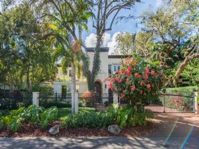 Superbe villa avec 6 chambres située dans Coconut Grove