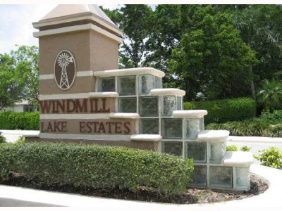 Lot at Windmill Lake Estates