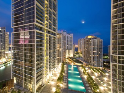 Appartement de luxe à l'ICON Brickell