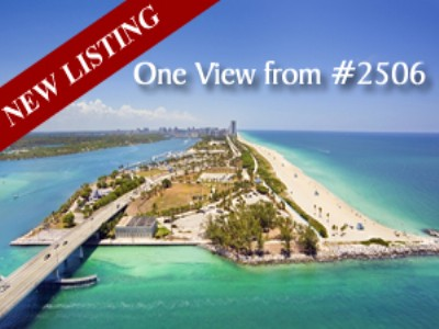 ONE Bal Harbour #2506