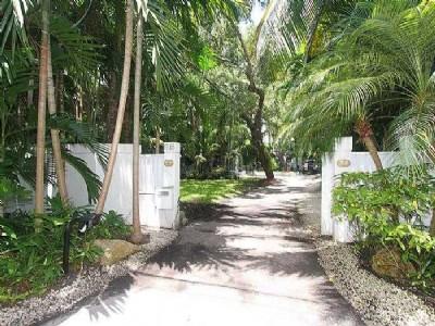Grande propriété luxuriante à Miami