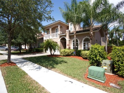 Exquisite elegant home located in the premier Doral Isles.