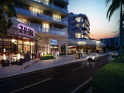 Prime Retail Space Marea Retails SOFI South Beach
