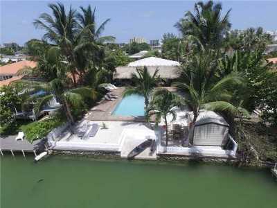 Waterfront Miami Home - $1.3M