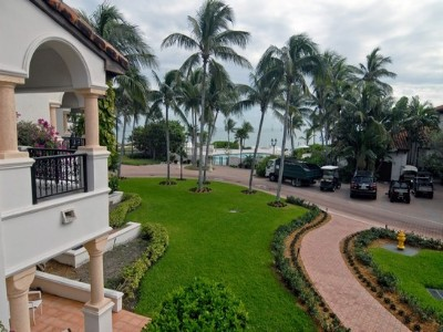 Fisher Island one bedroom villa for rental