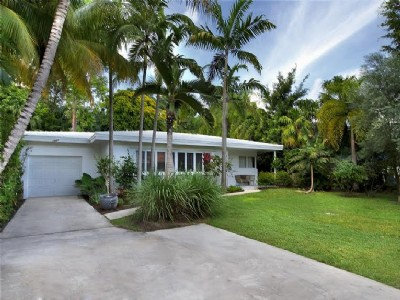 Maison Rénovée à Coconut Grove à moins de $1Million