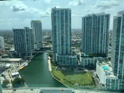 Brickell on the River #3815