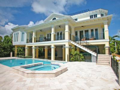 Key Largo Private Oceanfront Estate
